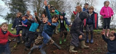 Outdoor fun: school holiday club